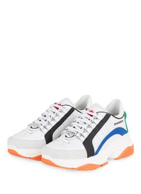 DSQUARED2 Sneaker BUMPY 551