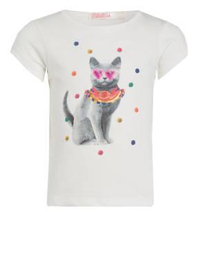 Billieblush T-Shirt mit Paillettenbesatz