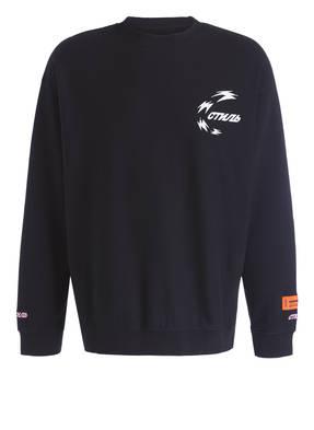 HERON PRESTON Oversized-Sweatshirt