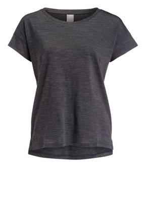 icebreaker T-Shirt COOL-LITE mit Merinowolle-Anteil