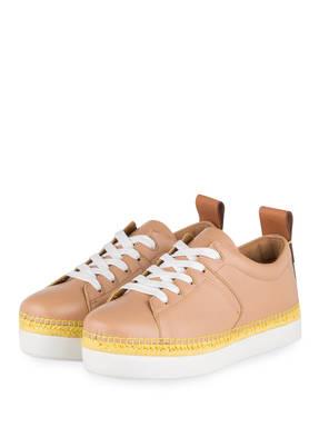 SEE BY CHLOÉ Sneaker CALF