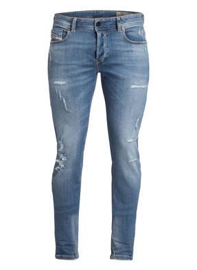 DIESEL Destroyed-Jeans SLEENKER Skinny Fit