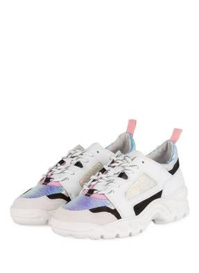 D.A.T.E. Plateau-Sneaker PROZAC COLORED
