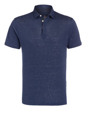 HACKETT LONDON Leinen-Poloshirt
