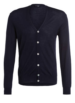 HACKETT LONDON Strickjacke aus Merinowolle