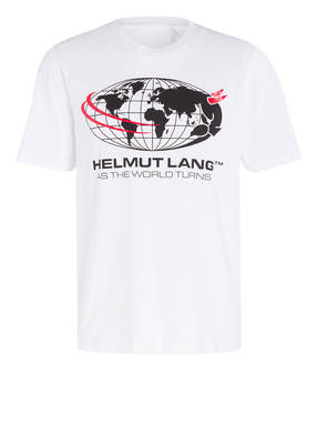 HELMUT LANG T-Shirt WORLD TURNS