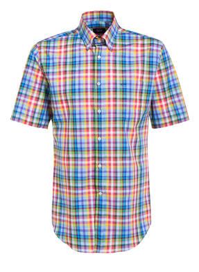 PAUL & SHARK Halbarm-Hemd Tailored Fit