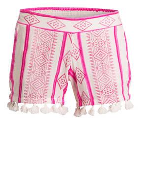 yippie hippie Shorts CROP