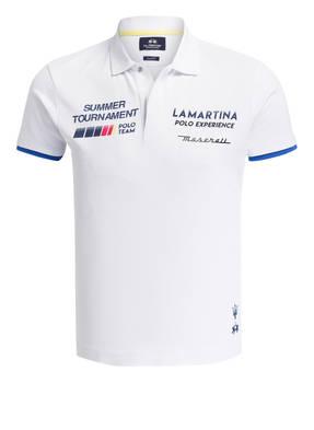 LA MARTINA Poloshirt MASERATI Slim Fit