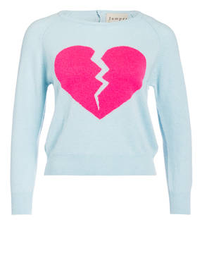 Jumper 1234 Cashmere-Pullover HEARTBREAKER
