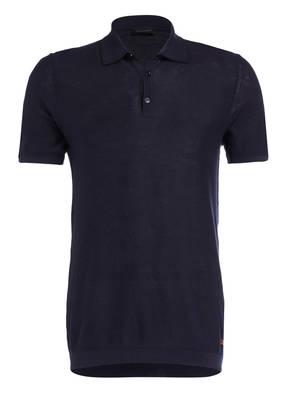 BALDESSARINI Strick-Poloshirt