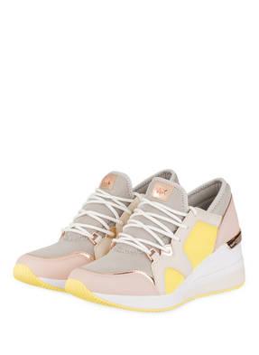 MICHAEL KORS Plateau-Sneaker LIV