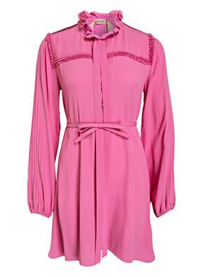 N°21 Blusenkleid mit Seidenanteil