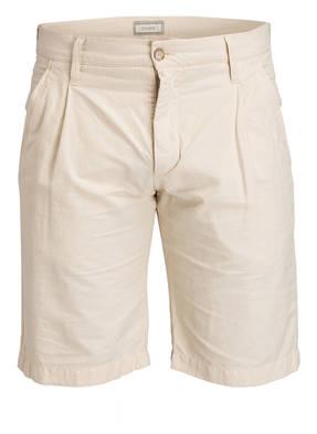 CHAS Shorts mit Leinenanteil