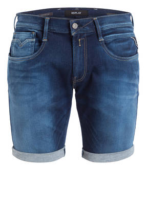 REPLAY Jeans-Shorts HYPERFLEX