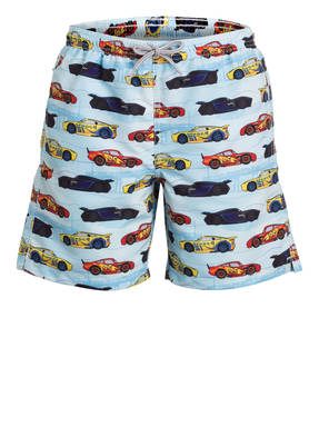 MC2 SAINT BARTH Badeshorts JEAN RACE CARS