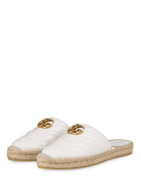 GUCCI Espadrilles GG MARMONT