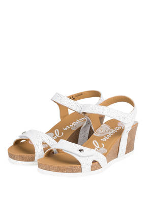 PANAMA JACK Wedges JULIA ROSES