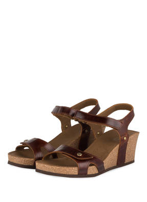 PANAMA JACK Wedges JULIA CLAY