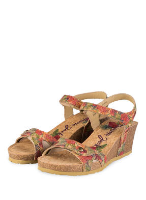 PANAMA JACK Wedges JULIA CORK