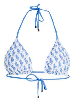 POLO RALPH LAUREN Triangel-Bikini-Top zum Wenden