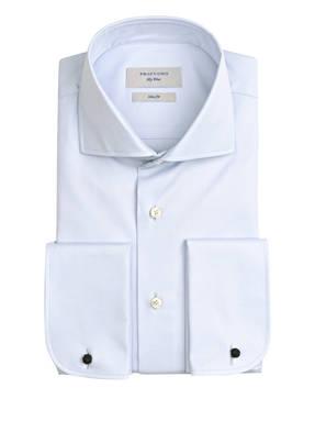 PROFUOMO Hemd Slim Fit mit Umschlagmanschette