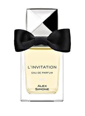 ALEX SIMONE L'INVITATION