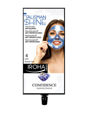 IROHA BLUE PEEL-OFF MASK