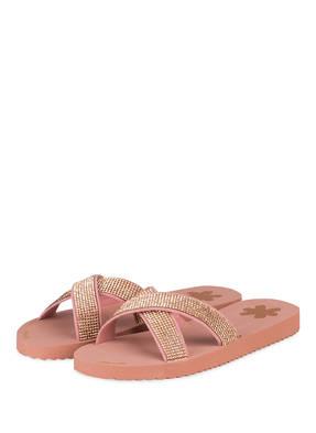 flip*flop Sandalen CROSS GLAM