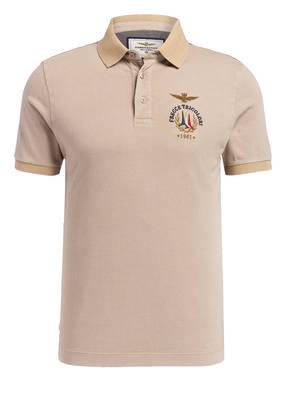 AERONAUTICA MILITARE Jersey-Poloshirt Regular Fit