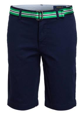 POLO RALPH LAUREN Chino-Shorts mit Gürtel