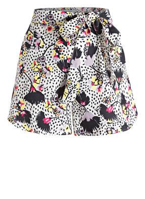 MAX & Co. Leinen-Shorts CENTRINO