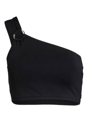 MICHAEL KORS One-Shoulder-Bikini-Top