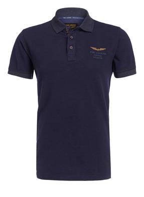 PME LEGEND Piqué-Poloshirt Regular Fit