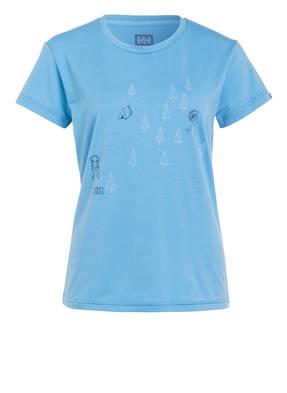 HELLY HANSEN T-Shirt SKOG