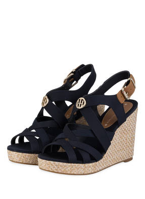 TOMMY HILFIGER Wedges ICONIC ELENA