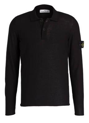 STONE ISLAND Feinstrick-Poloshirt