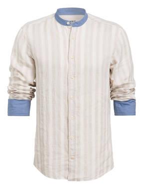 HACKETT LONDON Hemd Slim Fit mit Stehkragen