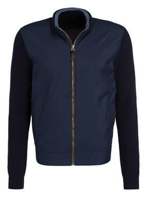 HACKETT LONDON Jacke im Materialmix