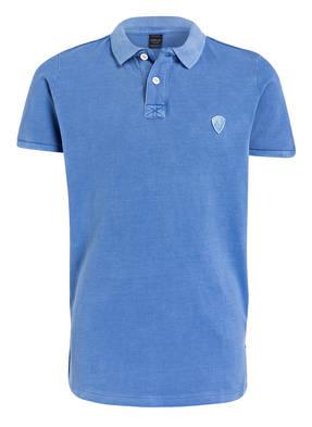 REPLAY Piqué-Poloshirt