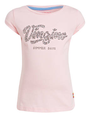 VINGINO T-Shirt mit Schmucksteinbesatz