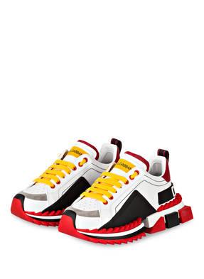 DOLCE&GABBANA Sneaker SUPER QUEEN