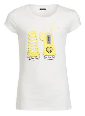 IKKS T-Shirt mit Stickereien und Patch