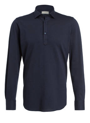 Chas Piqué-Poloshirt
