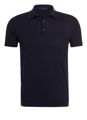 Lufian Strick-Poloshirt LARDIN
