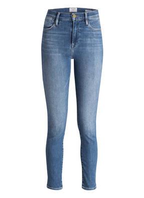 FRAME DENIM Jeans HIGH SKINNY CROP