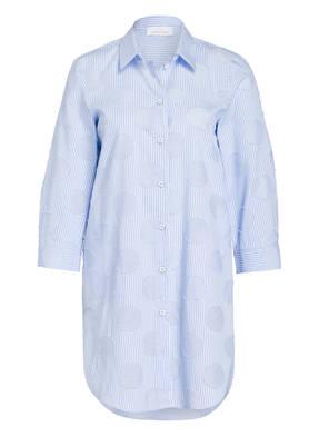just white Bluse mit 3/4-Arm