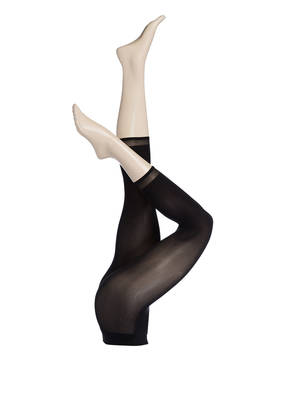 Wolford Feinstrumpf-Leggings SHADED SKY CAPRI