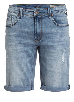 STROKESMAN'S Jeans-Shorts Slim Fit