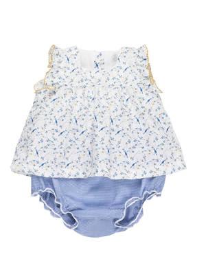 PETIT BATEAU Set: Kleid und Hose
